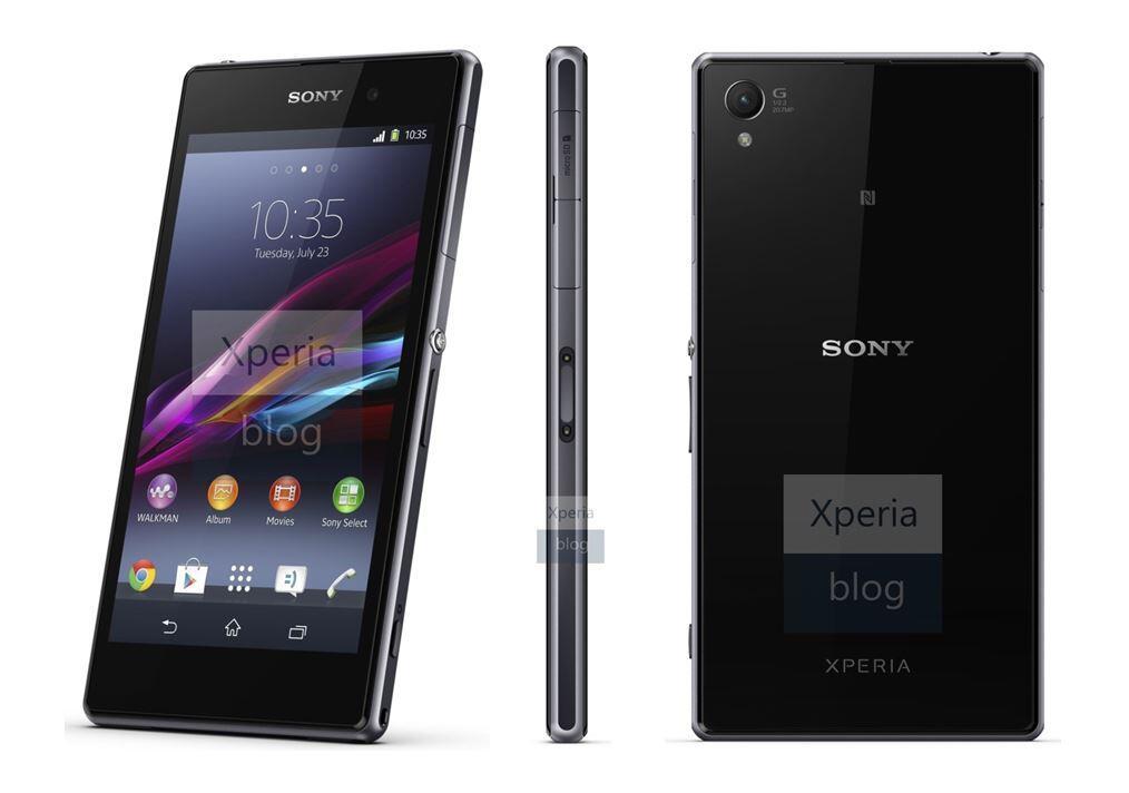 Android bild honami IFA2013 Sony Xperia z1