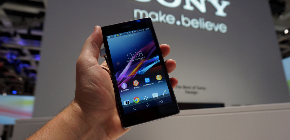 Android Sony Xperia z3