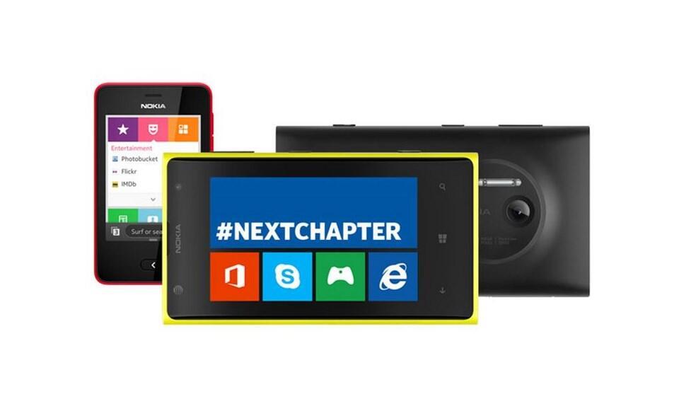 dienste microsoft Nokia