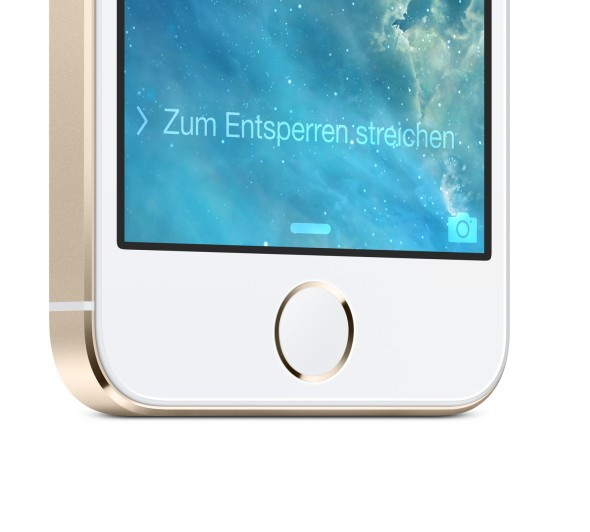 Apple fingerabdruck Fingerabdrucksensor iphone iphone 5s