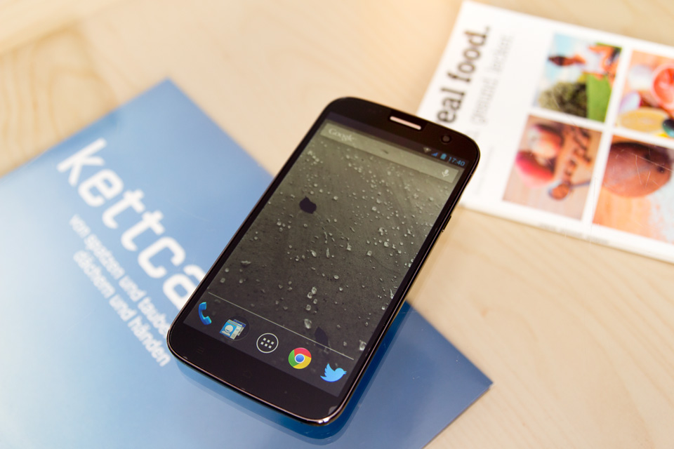 Android review test Zopo