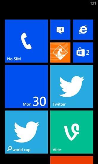 app twitter vine Windows Phone