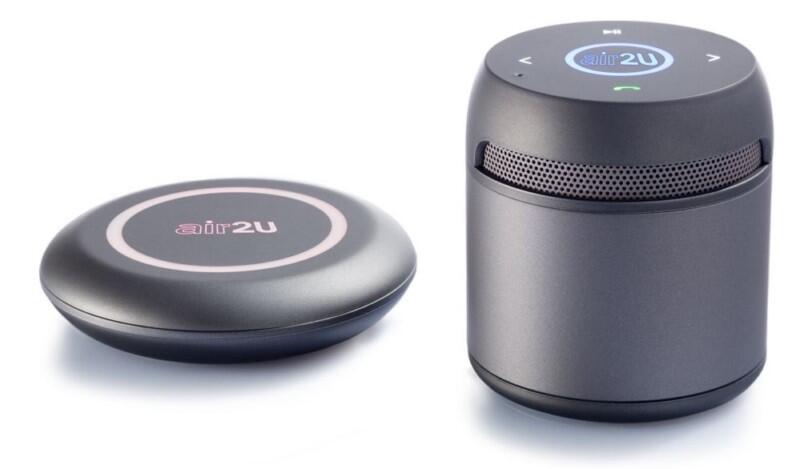 Aiptek air2u Bluetooth Lautsprecher Lautsprecher nfc