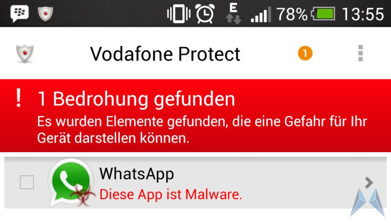 Android Malware virus whatsapp