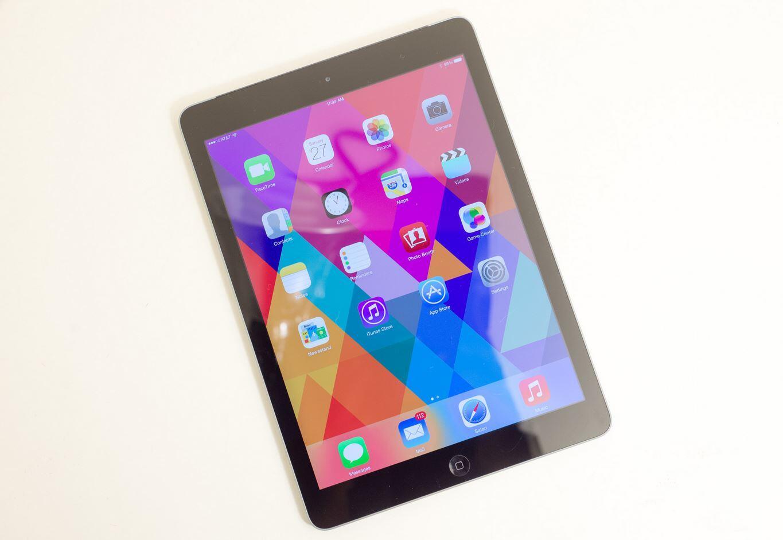 air Apple iOS iPad review test