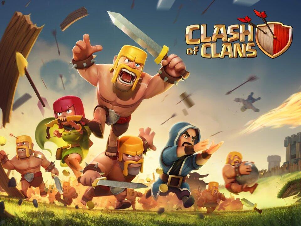 clash of clans das spiel