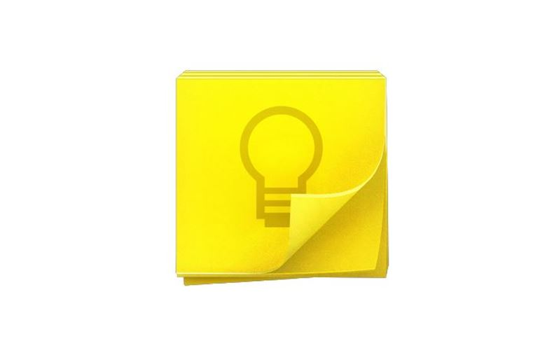 Android Google keep notes Notizen