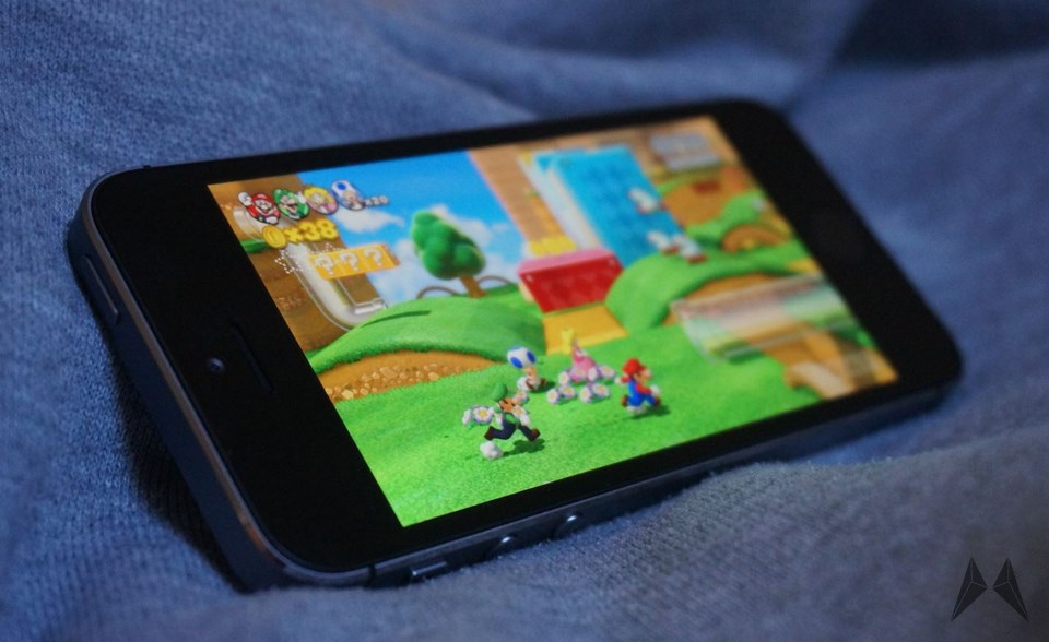 Android iosa Nintendo Smartphone Spiele Windows