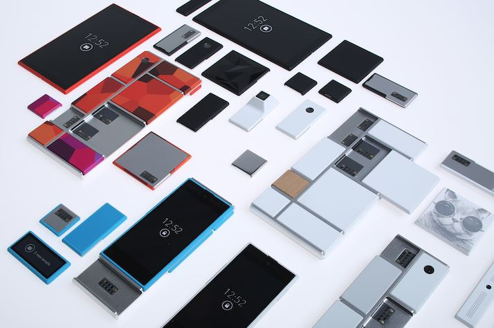 Android Google Project Ara