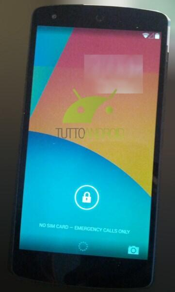 Android Leak nexus Nexus 5