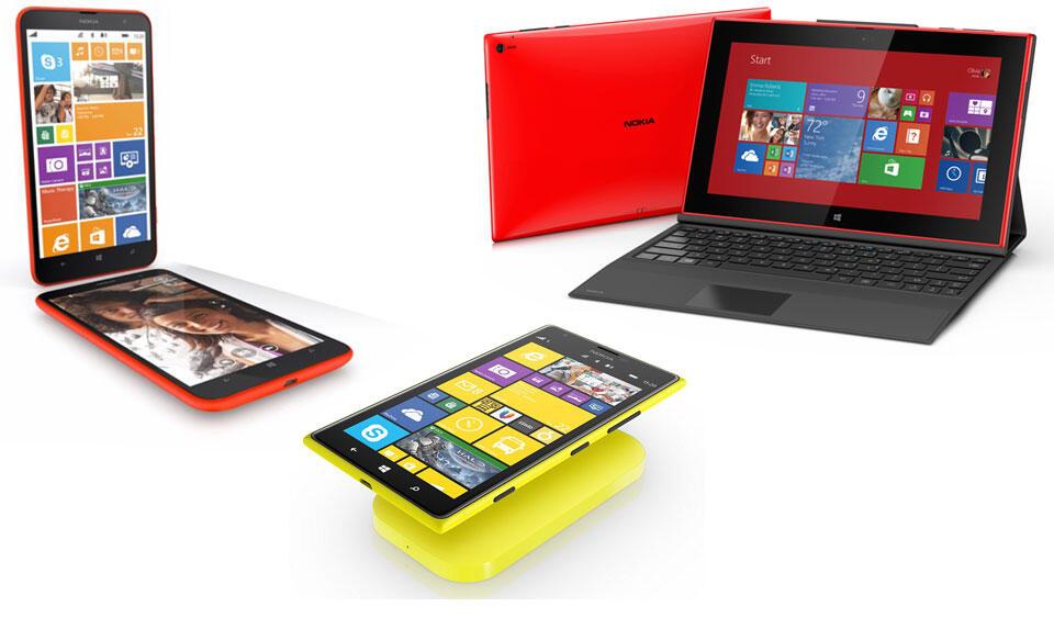 1320 1520 2520 Lumia Nokia tablet Windows Windows Phone
