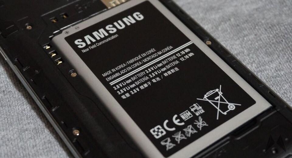 akku Android Samsung