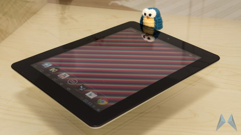 1 Android Pearl tablet test