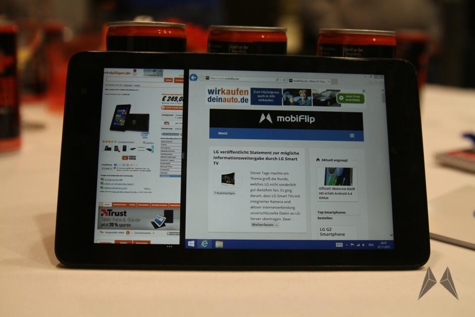 Dell intel tablet Windows Windows 8.1