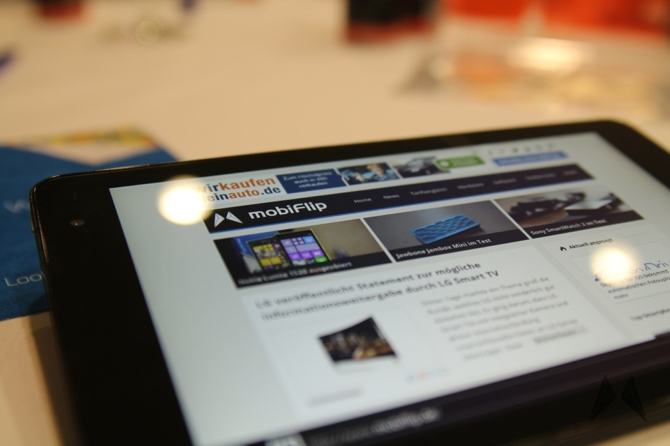 1 8 zoll Dell review tablet test venue venue 8 pro Windows