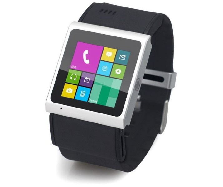 Android smartwatch Uhr