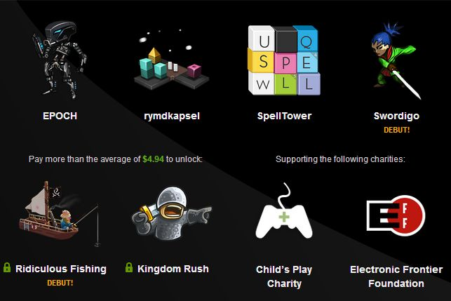 Android Humble Mobile Bundle