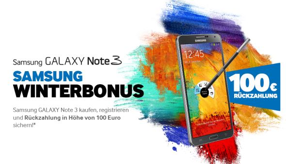Android note 3 Samsung