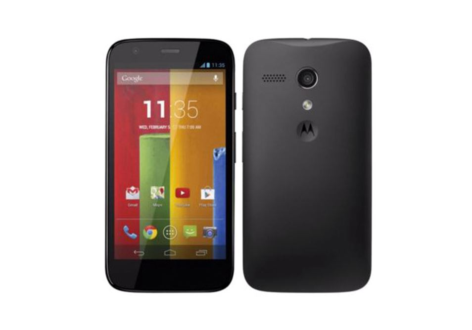 Android Moto G Motorola pressebilder