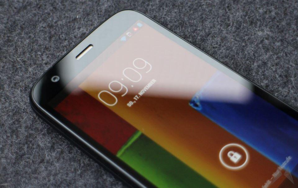 Android kitkat Moto G Motorola Update