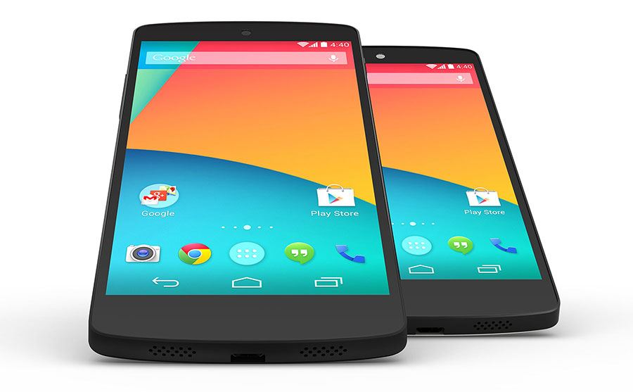 Android media markt nexus Nexus 5