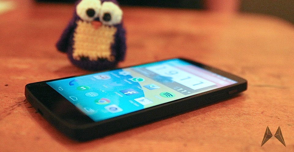 Android Kamera Nexus 5