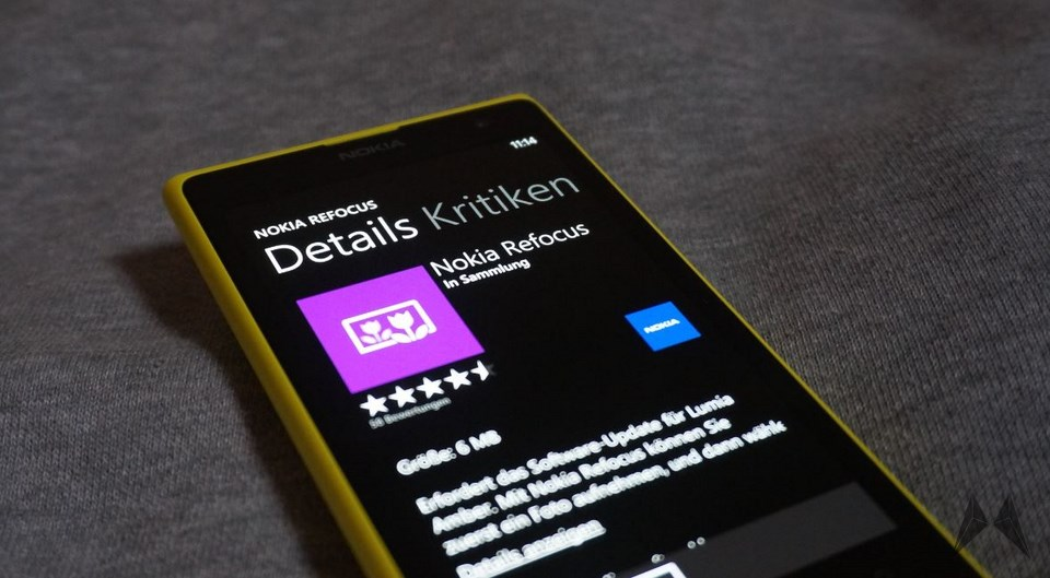 Lumia Nokia refocus Windows Phone