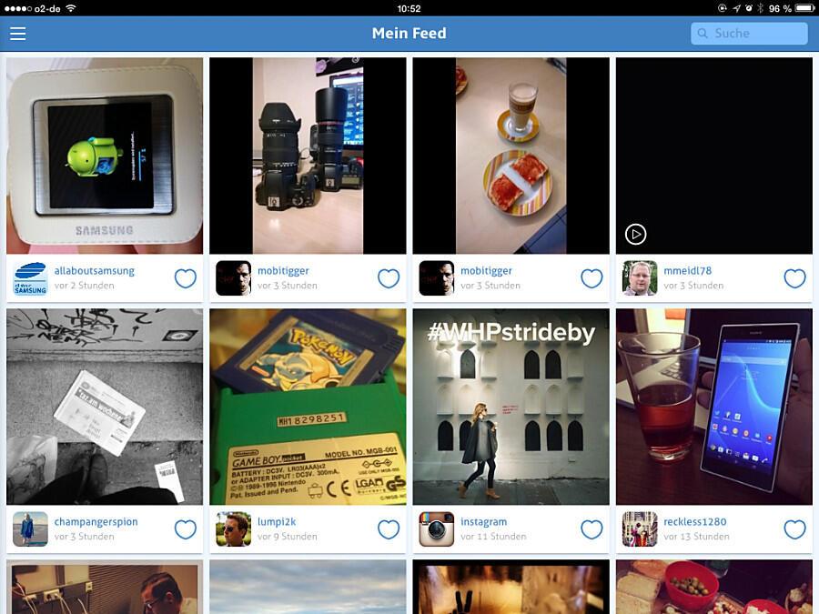 app instagram iOS ios 7 Update