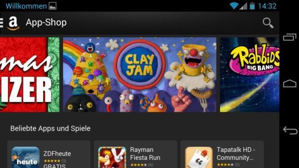 amazon Android app