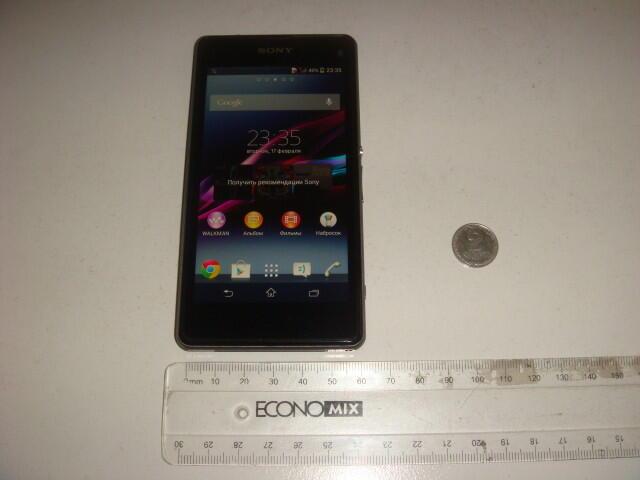 Android Honami Mini Leak so-02f Sony Xperia Z1S