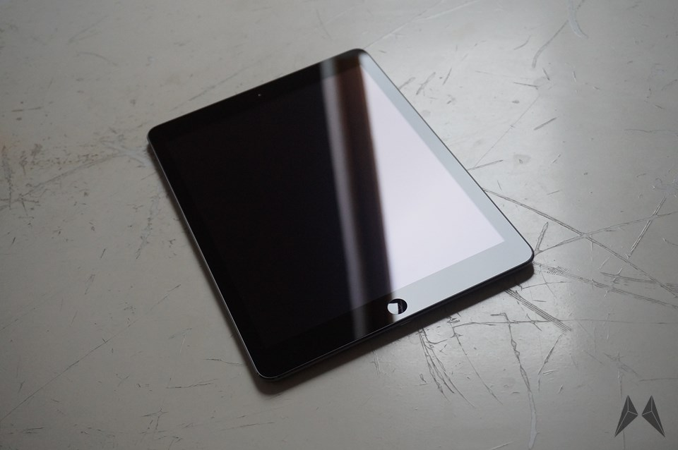 Apple iOS iPad touchid