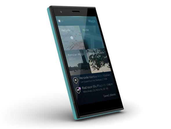Jolla os sailfish Smartphone Video