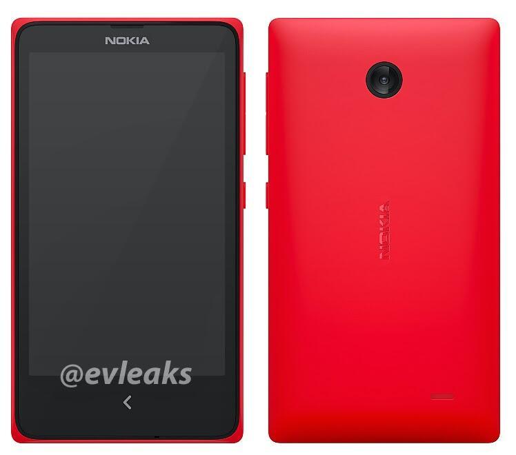 Android Asha Nokia