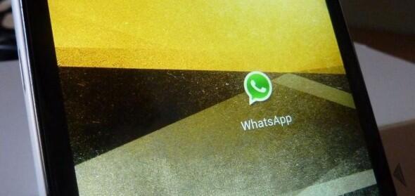 Android app instant messenger Messenger Update whatsapp