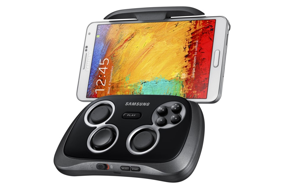 Android galaxy Galerie Gamepad Samsung