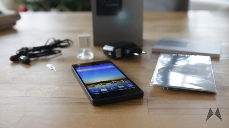 allview Android Smartphone test