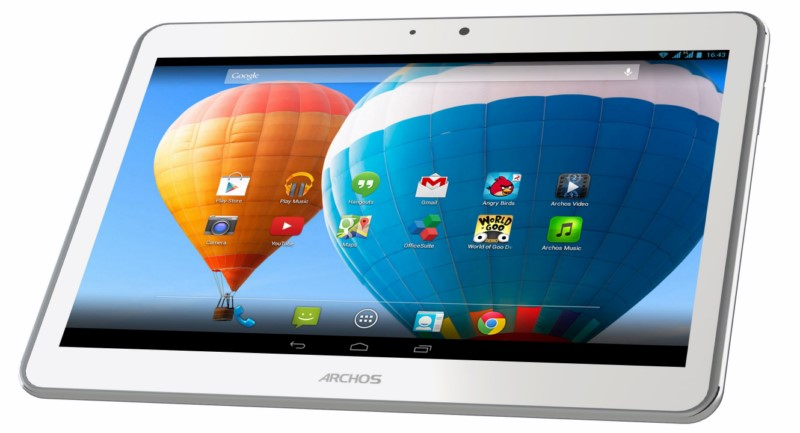 Android Archos tablet xenon