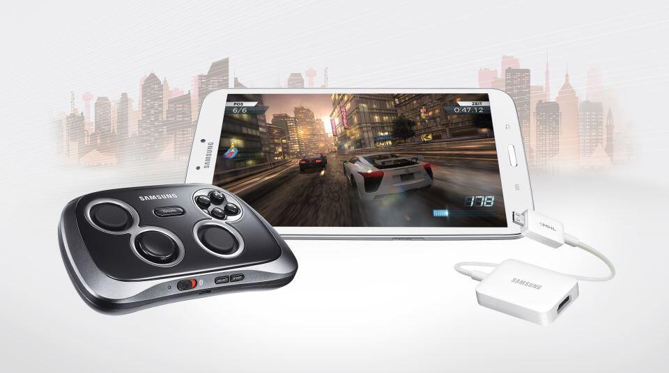 Android fun Game Gamepad Samsung Spiel