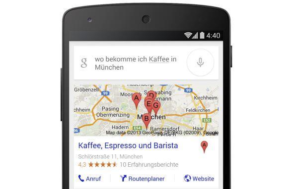 deutsch Final Google suche Update