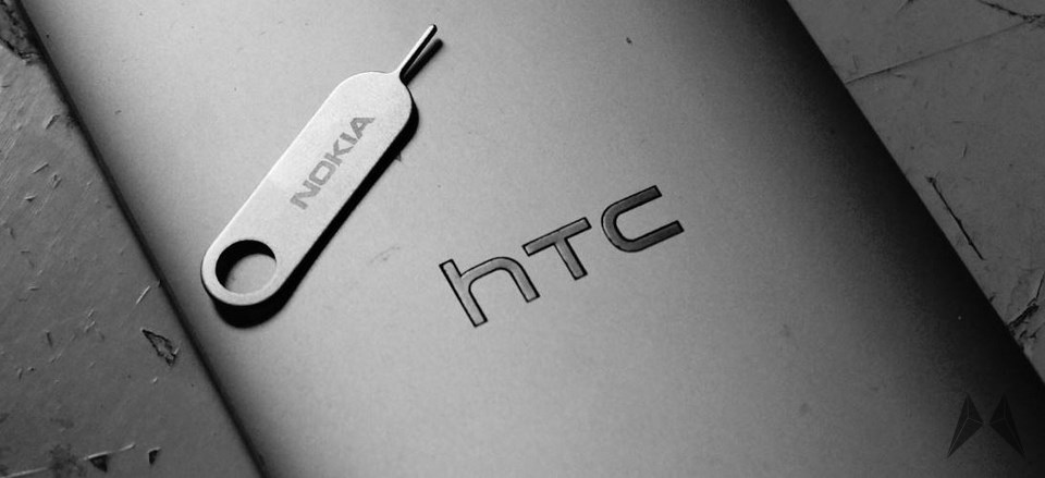 Android HTC Nokia one
