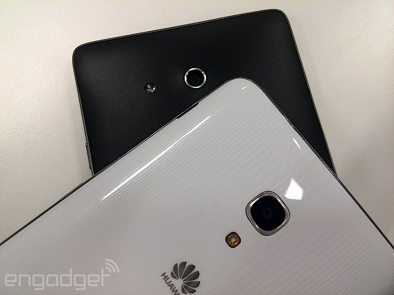 Android CES2014 Huawei mate