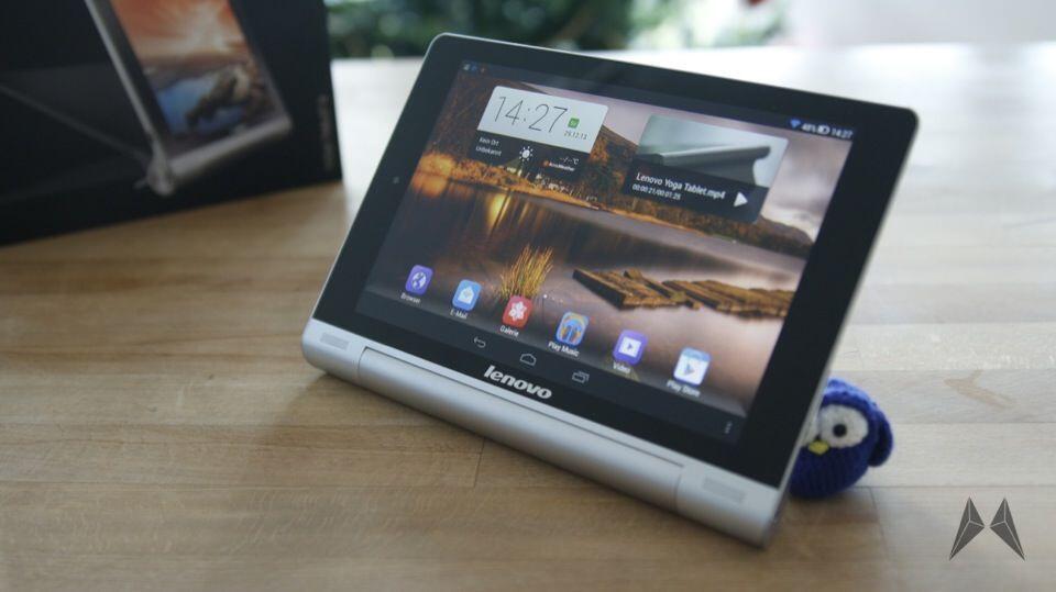 Android lenovo nbb tablet yoga
