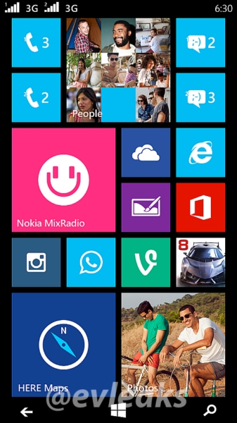 Leak moneypenny Nokia Windows Phone