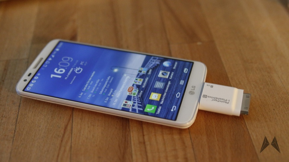 Android iOS review test Testbericht USB-Stick