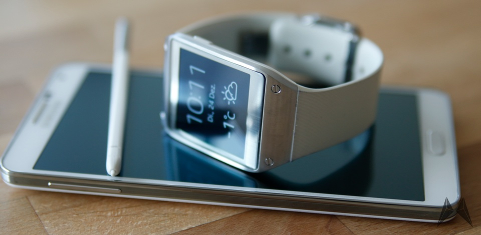 1 galaxy gear review Samsung test