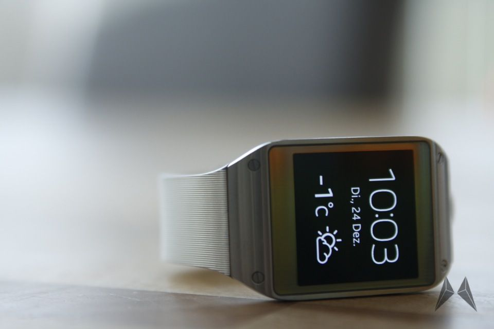 Android Samsung smartwatch Wearable