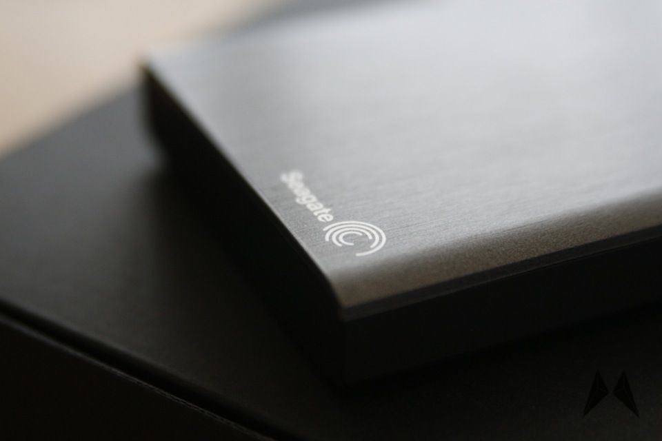 Festplatte review Seagate streaming test