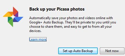 Fotos Google google plus picasa plus Update