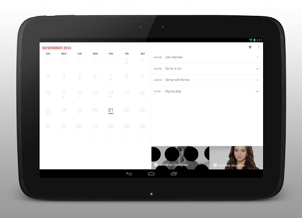 Android app Google Kalender play