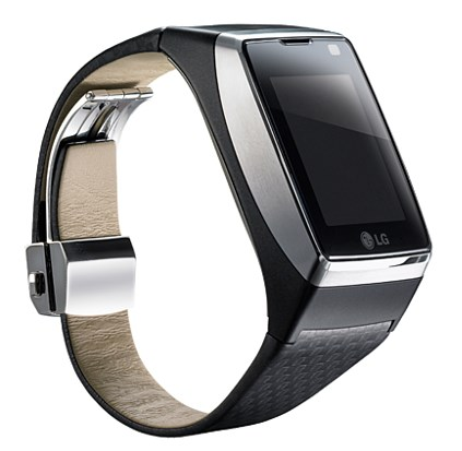 Android LG smartwatch tracker Uhr